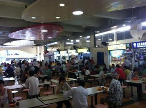 シンガポールホーカーセンター